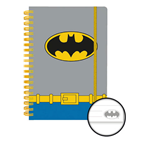 Dc Comics - Batman Costume (Quaderno)