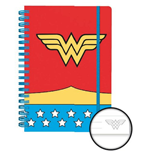 Quaderno Dc Comics - Wonder Woman Costume