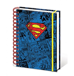 Dc Comics A5 Notebook (Superman) (Quaderno)