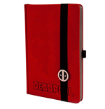 Deadpool Premium A5 Notebook (Quaderno)