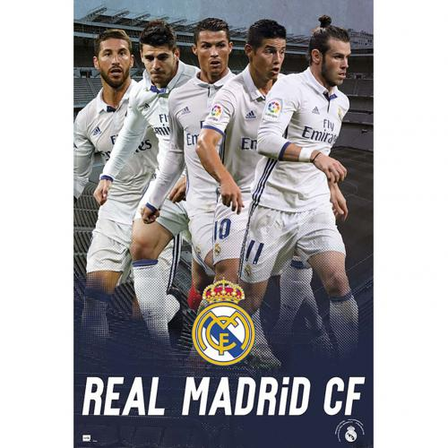 Poster Real Madrid 252008