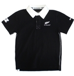 All Blacks Polo Rugby Bambino