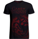 T-shirt Il trono di Spade (Game of Thrones) Targaryen Jumbo Print