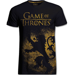 T-shirt Il trono di Spade (Game of Thrones) Lannister Jumbo Print