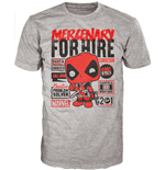 T-shirt Deadpool 252132