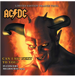 Vinile Ac/Dc - Can I Sit Next To You?  In Concert - Melbourne 1974