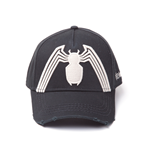 Marvel - Spider-Man Venom Logo Adjustable (Cappellino)