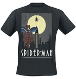 Marvel - Spiderman Up SIDE-DOWN (T-SHIRT Unisex )
