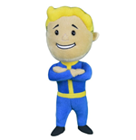 Fallout 4 Vault Boy (Arms Crossed) Plush