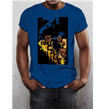 Marvel Comics - City (T-SHIRT Unisex )