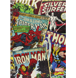 Quaderno Marvel (Montage A5 Notebook)