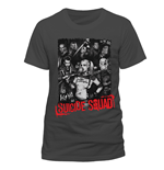 T-shirt Suicide Squad Close Up Face