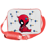 Deadpool Darts Messenger Bag