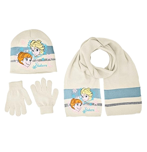 Set 3 pezzi Frozen Originale  Acquista Online in Offerta 30b286704ddf