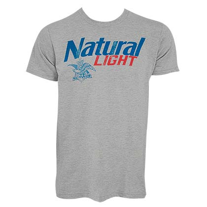 T-shirt Natural Light da uomo