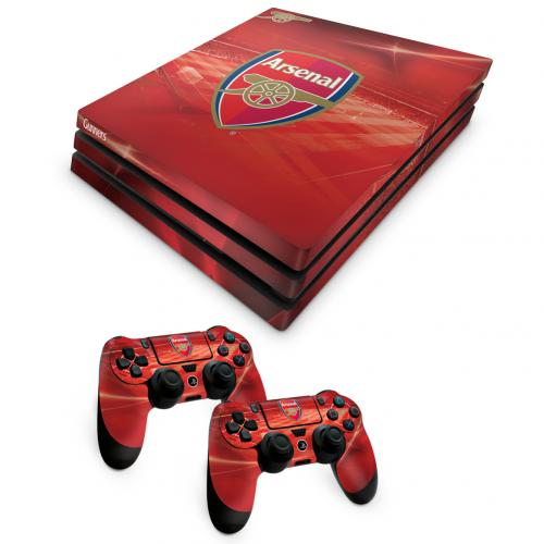 Cover Skin PS4 Pro Arsenal