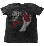T-shirt Green Day American Idiot Vintage