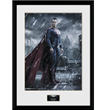 Batman Vs Superman - Superman (Stampa In Cornice 30x40 Cm)