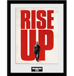 Walking Dead (The) - Rise Up (Stampa In Cornice 30x40 Cm)