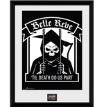 Suicide Squad - Belle Reve (Stampa In Cornice 30x40 Cm)