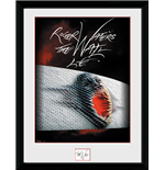 Pink Floyd - The Wall - Tour Poster (Stampa In Cornice 30x40 Cm)