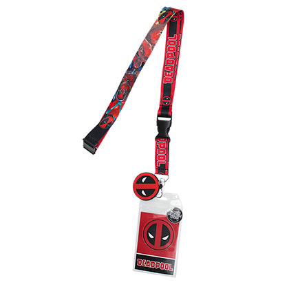 Laccio Porta Pass Deadpool