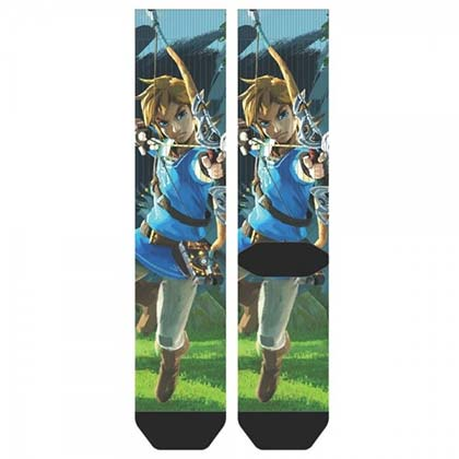 Calze The Legend of Zelda