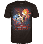 T-shirt Marvel Superheroes 252947