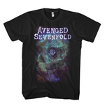 Avenged Sevenfold - Space Face (T-SHIRT Unisex )