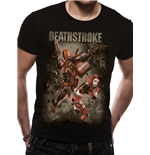 Justice League - Deathstroke (T-SHIRT Unisex )