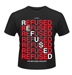 T-shirt Refused 253017
