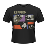 T-shirt Refused 253018
