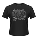 T-shirt The Avengers Age Of Ultron