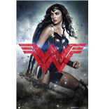 Batman Vs Superman - Wonder Woman Solo (Poster Maxi 61x91,5 Cm)