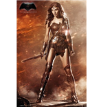 Poster Batman Vs Superman - Wonder Woman