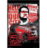 Batman Vs Superman - Superman False God (Poster Maxi 61x91,5 Cm)