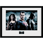 Batman Vs Superman - City (Stampa In Cornice 30x40 Cm)