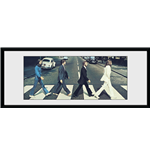 Beatles (The) - Abbey Road Tracks (Stampa In Cornice 75x30 Cm)