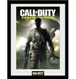Call Of Duty Infinite Warfare - Key Art (Stampa In Cornice 30x40 Cm)