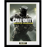 Call Of Duty Infinite Warfare - New Key Art (Stampa In Cornice 30x40 Cm)