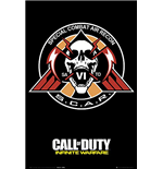 Call Of Duty Infinite Warfare - Scar (Poster Maxi 61x91,5 Cm)