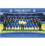 Chelsea - Team Photo 16/17 (Poster Maxi 61x91,5 Cm)