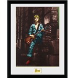 David Bowie - Street (Stampa In Cornice 30x40 Cm)
