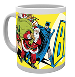 Dc Comics - Batman Christmas Mug (Tazza)