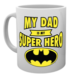 Tazza Dc Comics - Batman Dad Superhero
