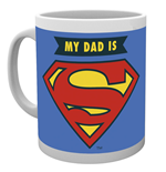 Dc Comics - My Dad Is Superman (Tazza)