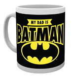 Dc Comics - My Dad Is Batman (Tazza)