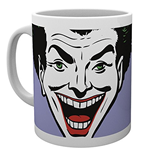 Dc Comics - Joker Face (Tazza)