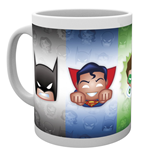 Dc Comics - Emoji Justice League (Tazza)