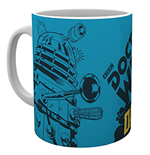 Tazza Doctor Who - Universe Dalek